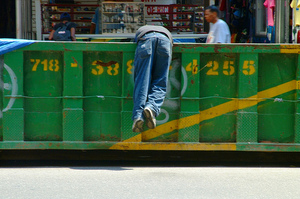Dumpsterdiving
